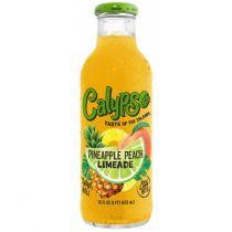 Calypso pineapple peach limeade x12