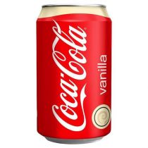 Coca Cola Vanille 33cl x24