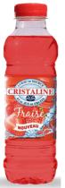 CRISTALINE FRAISE 50CL x24