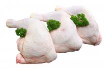 CUISSES DE POULET ENTIÈRE 5kg Halal DEENI