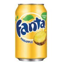fanta pineapple 355ml X24