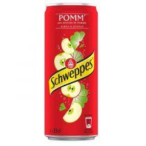 Scheweppes pomme slim 33cl x24