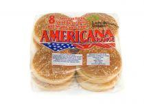 """(1003 ) Bun 4,5"""" Americana Sésame  x30"""