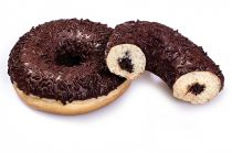 Donut (individuel) Triple chocolat 69g x 39